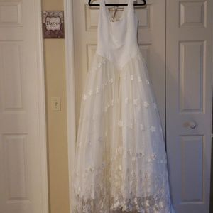 Sweet Heart Wedding Gown